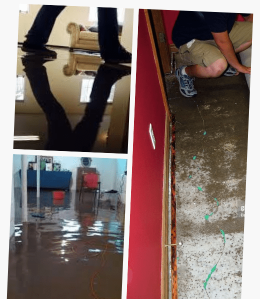 Flood Water Damage Restoration Mornington Peninsula